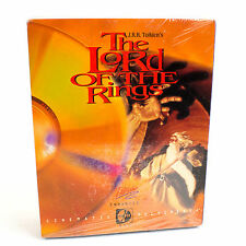 J.R.R. Tolkien's The Lord of the Rings, Vol. I for MS-DOS, Big Box, PC CD-ROM