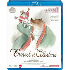 Ernest et Célestine [Blu-ray] neuf sous cellophane