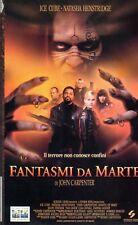 Fantasmi da Marte (2001) VHS Columbia John Carpenter