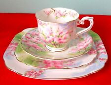 Royal Albert Vintage Blossom Time Four Piece Set 1930s