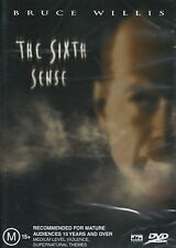 The Sixth Sense - Thriller/ Mystery / Supernatural - Bruce Willis - NEW DVD