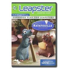 Leapfrog Leapster Learning Game: Ratatouille For Leap Frog Arcade