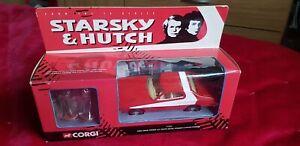 Corgi 57402 Starsky & Hutch Ford Gran Torino Car with Figures - Brand NEW - 1999