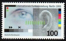GERMANY MNH 1993 SG2535  International Radio Exhibition