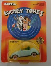 LOONEY TUNES TWEETY PIE CAR ERTL DIECAST NEW & SEALED