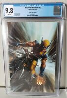 Return of Wolverine #5 Adi Granov Virgin Variant CGC 9.8 (Marvel 2019)