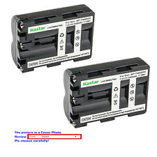 Kastar Replacement Battery for Sony NP-FM500H & Sony SLT-A65VM SLT-A65VY