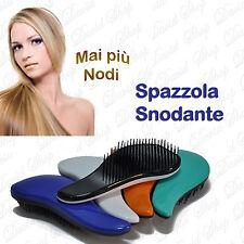 Spazzola snodante capelli scioglinodi DTANGLER