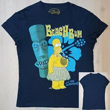 Official T-Shirt THE SIMPSONS : Beach Bum (M)