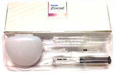 PHILIPS ZOOM Teeth Whitening Gel 22% + ACP Relief Gel 3 Trays + Case