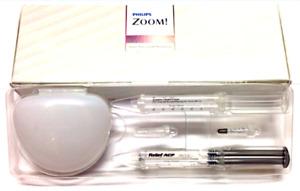 PHILIPS ZOOM Teeth Whitening Gel 22% + ACP Relief Gel