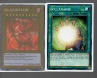 Yugioh Card - Soul Charge SDCL-EN024 1st Edition New