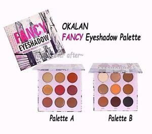 Okalan FANCY Eyeshadow Palette - Authentic & New! Pressed Power Eyeshadow