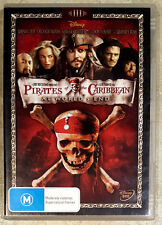Pirates Of The Caribbean - At World's End (Johnny Depp) DVD (Region 4)