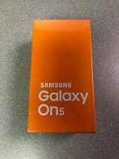 Samsung Galaxy On5 SM-G5500 (Unlocked) Dual Sim GSM 4G - New Sealed
