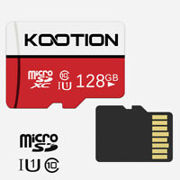 1 pcs 128GB Micro SD Card SDXC Class 10 Memory TF Card 80MB/s Flash Storage Card