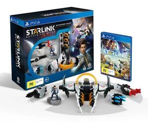 STARLINK: BATTLE FOR ATLAS • STARTER PACK • PLAYSTATION 4 (PS4) • NEW + SEALED