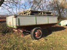 Meiller - Kipper, Dreiseitenkipper, Traktor - Anhänger, Alu - Bordwände