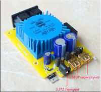 15W 5V USB linear power supply regulator board CAS XMOS Raspberry Pi  L14-53