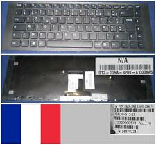 Azerty French Keyboard SONY VAIO VPC-EA MP-09L16F0-886 148792241 Black