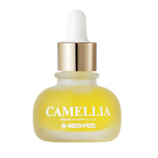 Medi Peel Premium Fermentation Camellia Ampoule Oil 20ml Anti Wrinkle K-Beauty