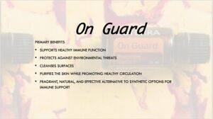 ON GUARD (DoTerra) mixed with FCO in a roller bottle. 3ml, 5ml & 10ml.