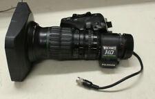 Fujinon HA10x5 BERM Digi Power Wide Angle HD Lens