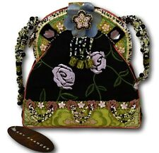 Mary Frances Handbag NWT FRIENDSHIP ROSE  949-94 WOW! RETIRED and hard to find