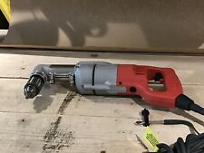 "Milwaukee 1107-1 1/2"" Heavy Duty Corded Right Angle Drill No case or box"