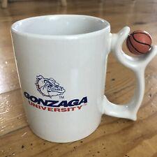 Gonzaga University Bulldogs Basketball Ceramic Coffee Mug Sports Fan Souvenir
