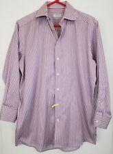 ETON Mens Long Sleeve Dress Shirt Button Front 16/41