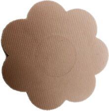 25 Pair Disposable Adhesive Silicone Breast Bra Petal Nipple Cover Pad Pasties