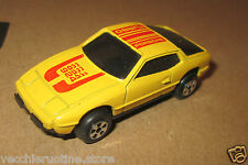 VINTAGE OLD MADE IN CHINA 1/55 PORSCHE 924 TURBO METAL DIE CAST