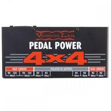 Voodoo Lab Pedal Power 4x4 fuente de alimentación