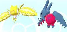 Shiny Regidrago + Regieleki for Pokemon Sword and Shield + 2 Masterballs