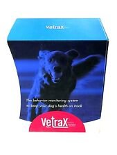 Vetrax Fit Pet Health Fitness Activity Tracker Medical Monitoring new in box
