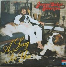 GEORGE BAKER SELECTION - A SONG FOR YOU - LP