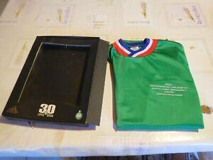 Maillot foot football shirt Saint-Etienne ASSE 1976-2006 HOME neuf