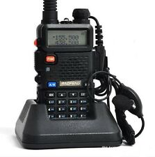Baofeng UV-5R High Quality VHF/UHF Dual Band CTCSS DCS Walkie Talkie with MIC