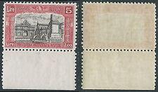 1928 REGNO MILIZIA 5 LIRE LUSSO MNH ** - E61