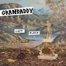 GRANDADDY, LAST PLACE, EXCL LTD ED TRANSCULENT BLUE VINYL LP ALBUM (SEALED)
