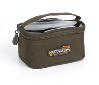 Fox Voyager Medium Accessory Bag Carp Fishing Zipped Pouch CLU347