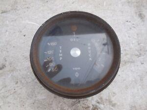 PORSCHE 901 911 E T S L OEL TEMP DRUCK COMBINATION GAUGE 90164110300 COMBO