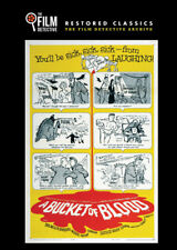 A Bucket of Blood [New DVD] Manufactured On Demand
