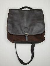 Sundance Catalog Laptop Travel Tote Bag Shoulder