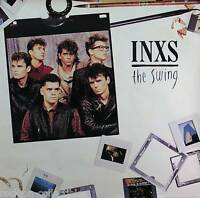 INXS 1984 Swing Original Promo Poster