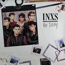 INXS 1984 SWING PROMO POSTER ORIGINAL