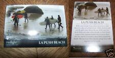Twilight # 37 Premium Trading Card La Push Beach Surf Scene Bella's New Friends
