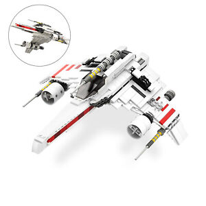 E-Wing Fighter MOC-50114 Building Blocks Toys 541 Pieces Bricks for Star Wars