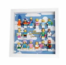Lego Simpsons Series 2 Frame Display Mount Acrylic Insert   Minifigure